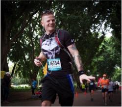 Gavin raised over $1,500 for Sydney Children's Hospital Foundation