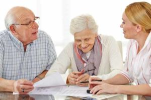 residents-completing-forms